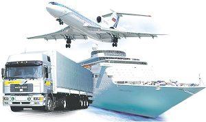 Международные перевозки грузов различными видами транспорта