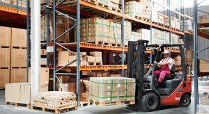 Консолидация и накопление сборных грузов перед отправкой