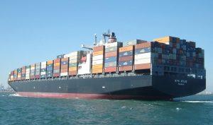 Морская доставка грузов