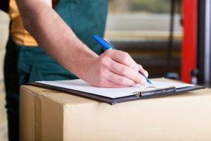 Оформление документов на перевозку